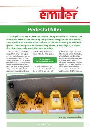 EMITER - Pedestal filler-thumbnail