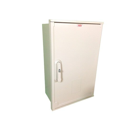 Recessed Electric Meter Box 40cm x 60cm x 21cm