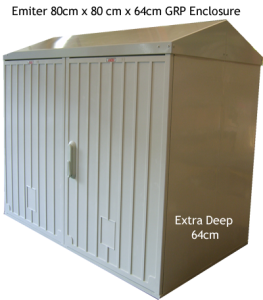 Emiter Extra Deep Enclosure