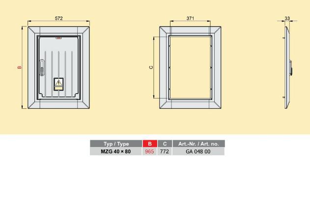 singledoorrepaircoversizes40x80