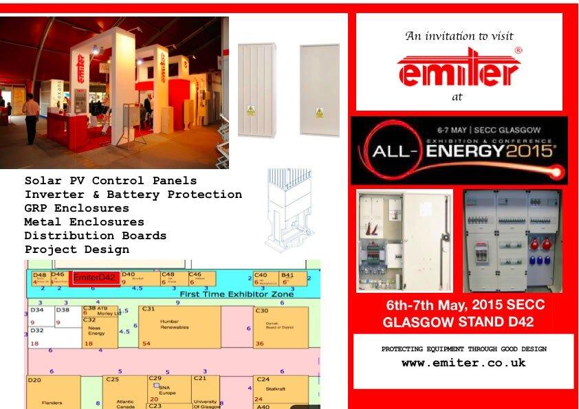 All Energy 2015 Invitation