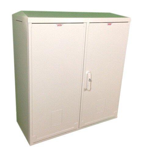 3 Phase Meter Box 80cm x 80cm x 32cm