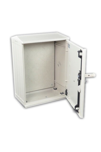 Electric Meter Box 26cm x 80cm x 24cm