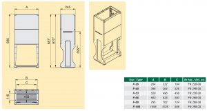 Meter Box Pedestal