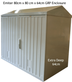 Emiter Extra Deep Enclosure