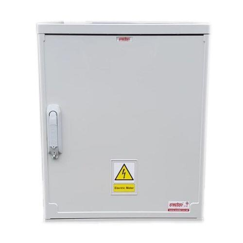 Electric Meter Box 530x600x320mm Surface Mounted Front View