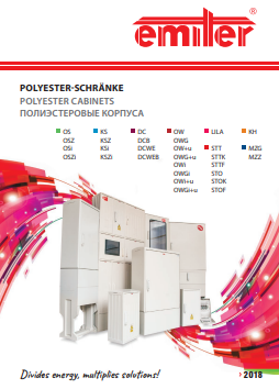 GRP Cabinets Catalogue 2018
